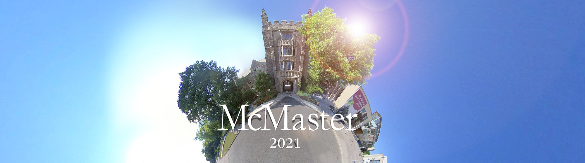 McMaster Viewbook